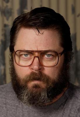 Ron Swanson moustache
